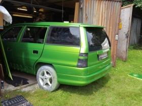 Problem3110 Astra F Caravan i500 Umbau