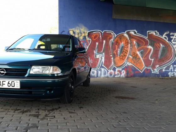 Astra f cc